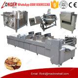 Het gouden Kernachtige Suikergoed die van de Lijn van de Snackbar van de Fabrikant Machine maken