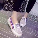 在庫のばねの女性のための標準的な靴