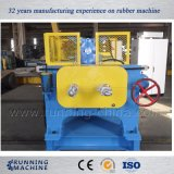 Máquina de mistura de borracha de dois rolos