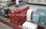 A máquina de sopro da película com sistema giratório nivelado