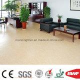 Sound absorber un revêtement de sol en vinyle PVC éponge plancher pour l'école de soins de santé de l'hôpital Boya101