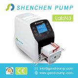 Digitalanzeigen-Niederfluss-exakte variable Geschwindigkeits-peristaltische Pumpe LED-Für die Wasser-Pumpen flüssig