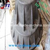 Couvercle de coulage en sable fer gris