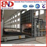 L'acciaio di Bonade 5t Acqua-Estigue la fornace con il manipolatore