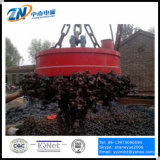 Ímã de Elevação de Alta Freqüência para o lingote de aço com Elevação 2750kg de capacidade de elevação MW5-180L/1-75