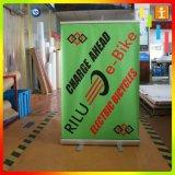 La publicité de bannière Roll up Stand Premium
