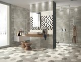 Mattonelle della porcellana lustrate disegno dell'Italia per il pavimento e la parete 600X600mm (CY06)