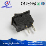 Jinghan Kcd1-116A Spst Rocker Switch / Electric Switch 2 Pins