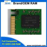 Польностью совместимый RAM DDR3 2GB для настольный компьютер