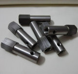 CNC che lavora le parti alla macchina veloci di Prototyping dell'acciaio inossidabile