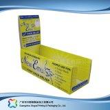 Gewölbter/Pappfaltbare verpackenPapierschaukarton (xc-dB-009)