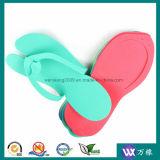 スリッパの靴の中敷のための新しいデザインエヴァの泡の足底