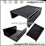 Kundenspezifischer Aluminium-/Aluminiumstrangpresßling für Auto