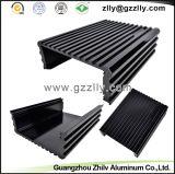 Protuberancia de aluminio especial modificada para requisitos particulares para el coche