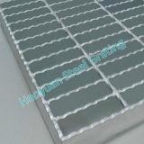 Cubierta de acero de la zanja de la rejilla de Haoyuan con ampliamente aplicaciones