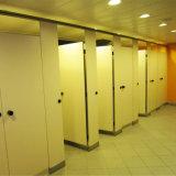 Divisória de madeira do toalete do compartimento do toalete da estratificação da alta pressão da cor