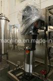 Strumentazione automatica di trattamento delle acque con controllo del PLC