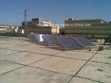Non collecteur solaire de tube électronique de pression
