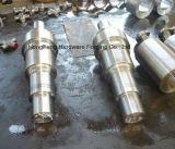 Geschmiedete Stahlwelle mit Wärmebehandlung Q+T
