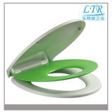 Cierre suave de asiento de inodoro en Xiamen Fujian