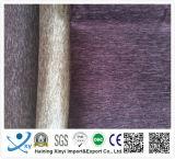 Matériau 100 % polyester Tissu Chenille flocage meubles canapé en velours gaufré Sellerie tissu ordinaire