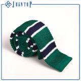 새로운 Jointop를 위한 도착 폴리에스테 주식에 의하여 뜨개질을 하는 넥타이