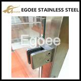 Abrazadera de vidrio redondo de acero inoxidable para balaustrada