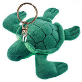 Peluche animale molle Keychain