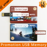 호텔 주문 선전용 선물 카드 USB 플래시 메모리 (YT-3101)