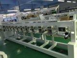 10 capa e macchina del ricamo delle 9 ago automatizzata Multi-Teste per produzione massima della maglietta & della protezione