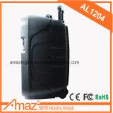 Teimeisheng Batterie Bluetooth Laufkatze-Lautsprecher