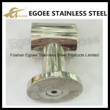 Corchete de abrazadera de cristal del acero inoxidable para la barandilla