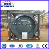 контейнер бака с кислотой химиката жидкости контейнера 20FT/40FT бака ISO 20FT/40FT въедливый/HCl
