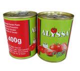 Sauce tomate organique de bonne qualité de sauce tomate à sauce tomate de marque d'Alyssa