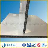 Panneau en aluminium de nid d'abeilles de formica ignifuge de HPL pour le matériau de construction