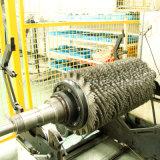 Máquina de equilibrio dinámica del eje de rodillo
