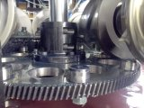 Machine de fabrication automatique de tasses à café jetable