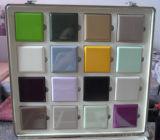 Armadi da cucina di legno lucidi moderni della pittura di Lacqure con molti colori da scegliere (insieme di MOQ 1)