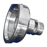 Cnc-Teil Alumium, welches die CNC maschinelle Bearbeitung prägt