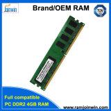 RAM настольный компьютер DDR2 4GB западного соединения T/T имеющийся