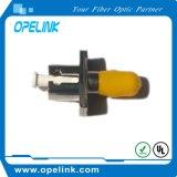 Manutenção programada simples do adaptador da fibra óptica de ST-LC