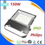 Indicatore luminoso di inondazione esterno di lumen 50W 6000 LED del proiettore del LED
