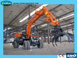 Hot Sale de qualité supérieure de la Chine Fabricant bois hydraulique Grab