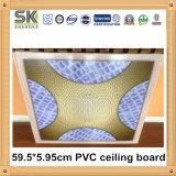 Panel del techo de PVC decorativos precio más barato
