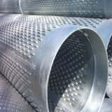 Nayu Xinxiang 8 дюйма низкоуглеродистой стали оцинкованной мост воды с прорезями окон