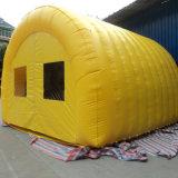 옥외 PVC 방수포 팽창식 당 천막
