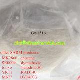 Polvo Sarms Gw1516 Endurobol Gw501516 de los esteroides anabólicos