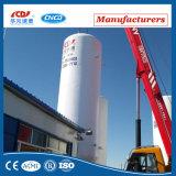 Aspirador de pó Isolamento Lo2 LN2 Lar do tanque de armazenagem de líquidos criogénicos