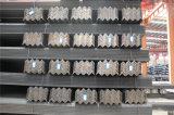 Het hete Verkopen van de Staaf van het Staal van de Hoek 80X80X8