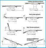 CER anerkannter hydraulischer AugenOt Tisch (HFOOT99)